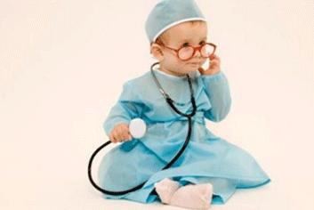 儿童白癜风症状