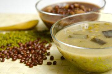 患有白癜风能喝绿豆汤吗